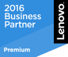 Lenovo Premium Business Partner Logo